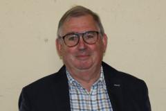 Claude Patte, conseiller communautaire délégué